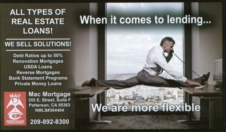 when it comes to lending cropped ad