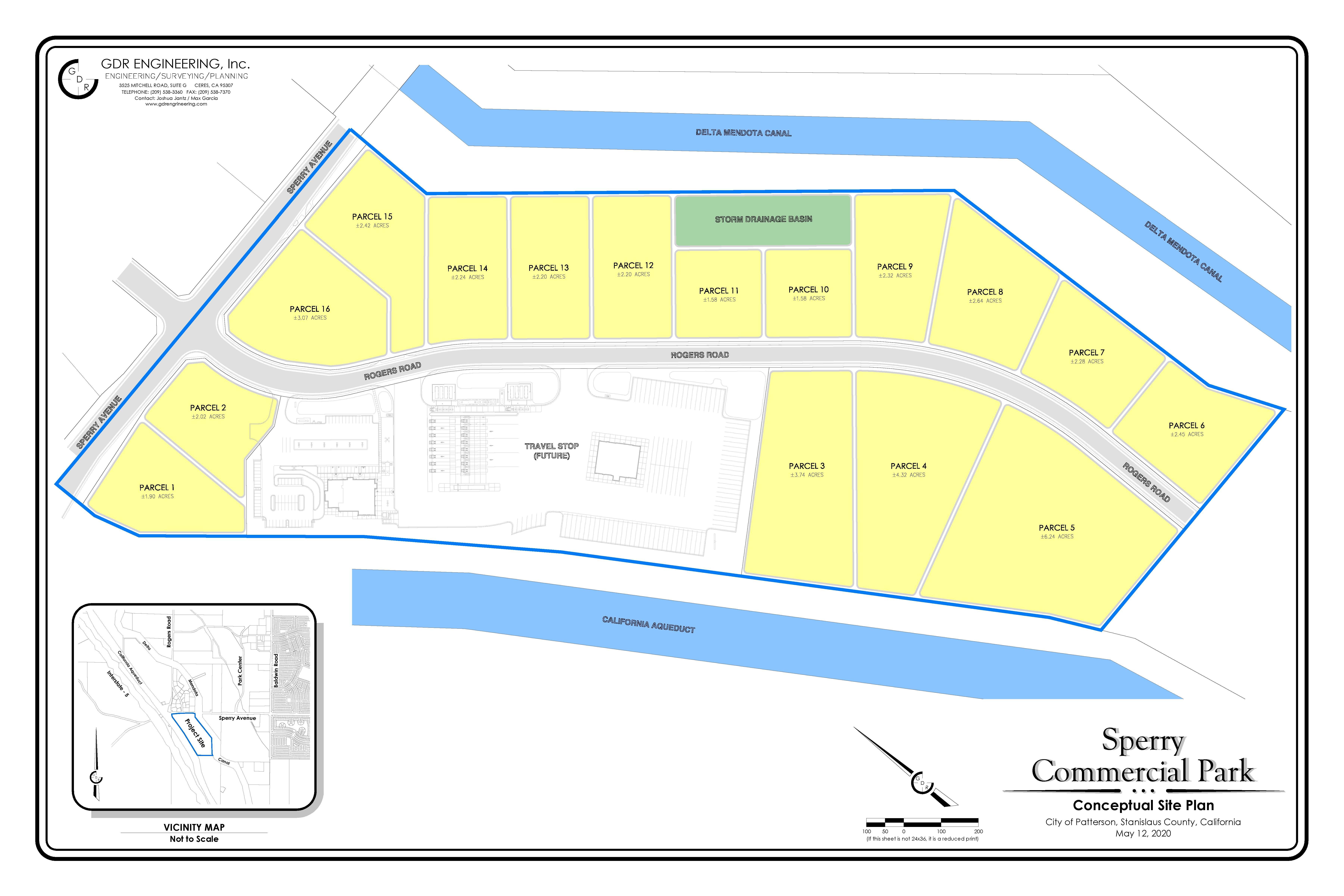 Land for New QSR Restaurants